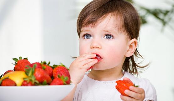 Chế độ ăn cho trẻ 17 tháng tuổi
