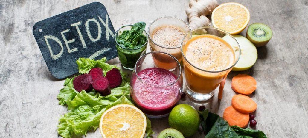Chế độ ăn detox