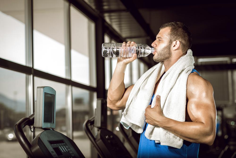 Chế độ ăn uống cho nam tập gym giảm cân