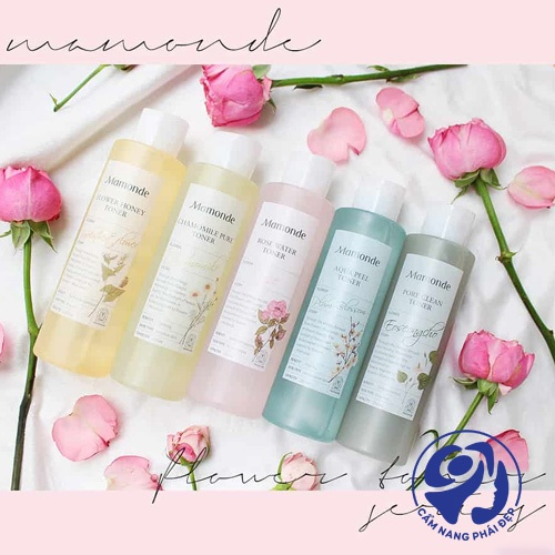 Nước hoa hồng Mamonde chính hãng mua ở đâu?