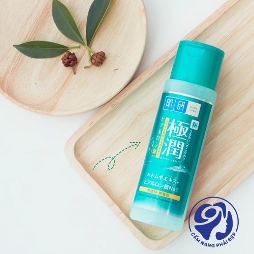 Hada Labo Medicate Soap Lotion – dòng chuyên hỗ trợ trị mụn