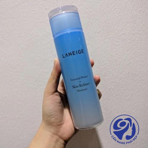 Nước hoa hồng Laneige Power Essential Skin Refiner For Light