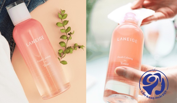 Giá nước hoa hồng Laneige bao nhiêu?