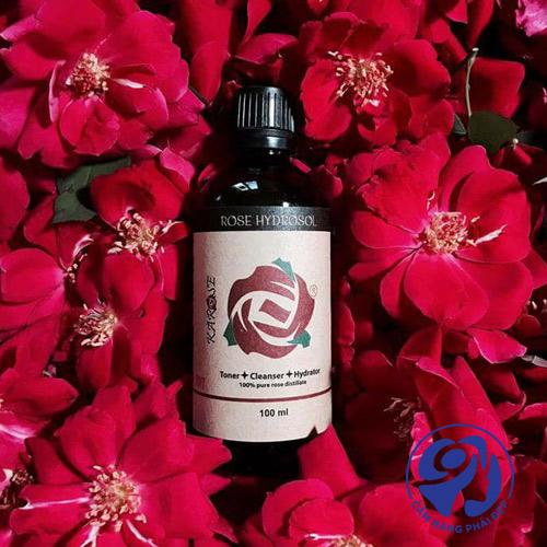 Công dụng Nước hoa hồng Karose
