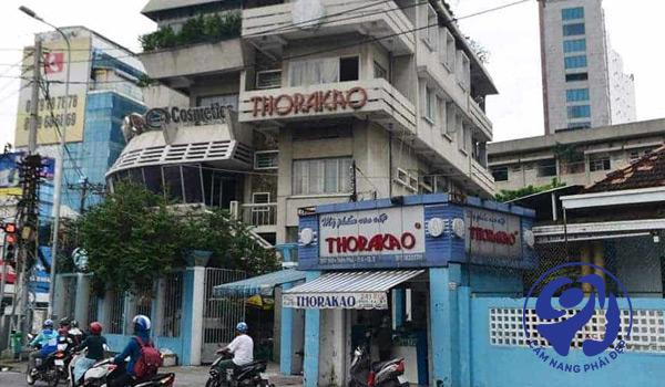 Nước hoa hồng Thorakao bán ở đâu