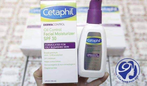 Cetaphil Dermacontrol Oil Control Moisturizer with Sunscreen Broad Spectrum SPF 30