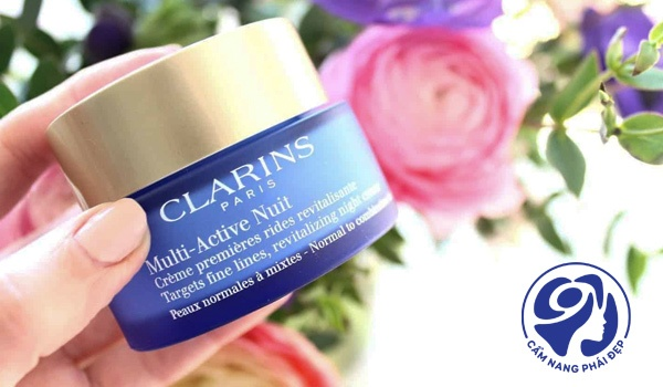 Clarins Multi Active Night Cream