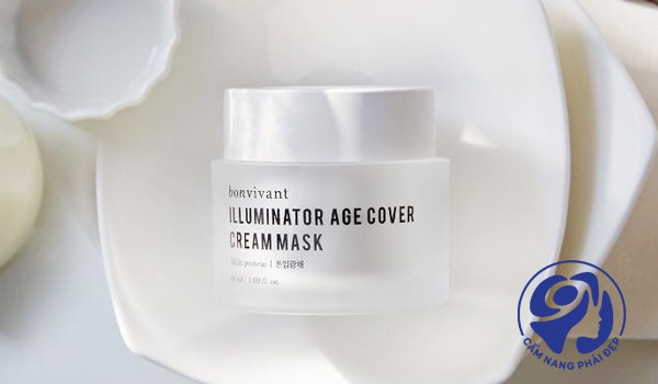 Bonvivant Illuminator Whitening Water Gel Mask