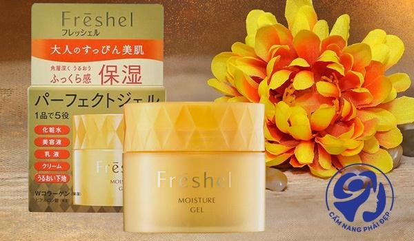 Kem dưỡng da Nhật Bản cho da dầu loại nào tốt?