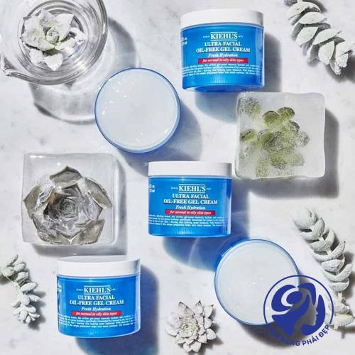 Kiehl's Ultra Facial Oil Free Gel Cream