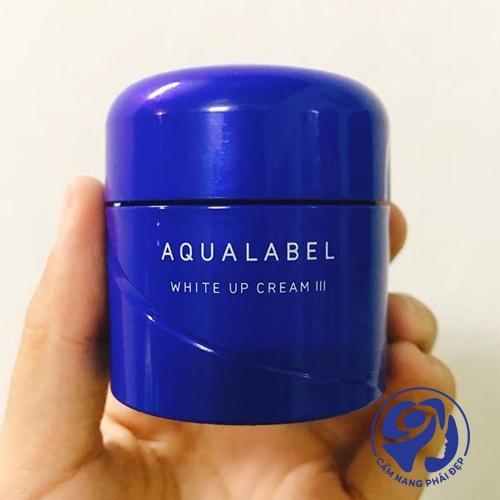 Shiseido Aqualabel White Up Cream
