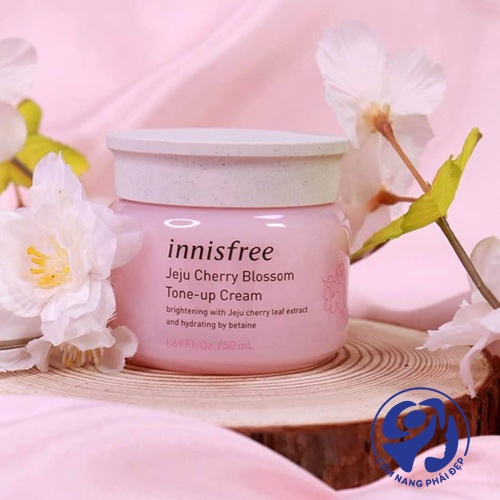 Innisfree Jeju Cherry Blossom Tone-Up Cream