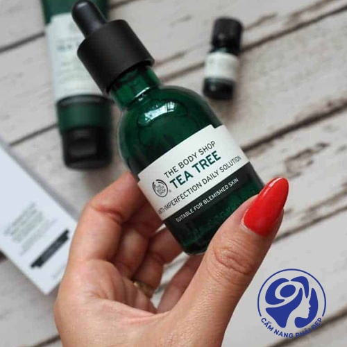Top serum trị mụn Hàn Quốc hiệu quả