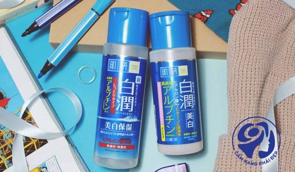 Hada Labo Gokujyun Emulsion