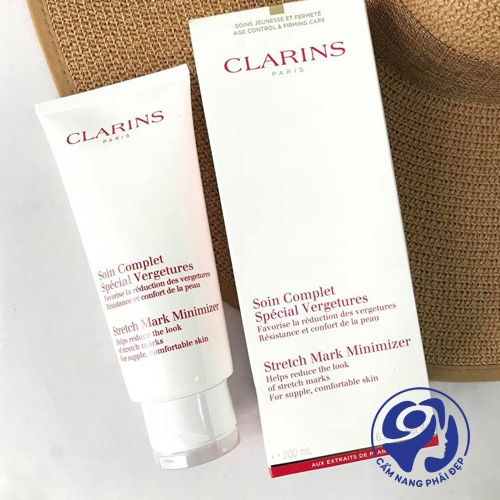 Kem trị rạn da Clarins
