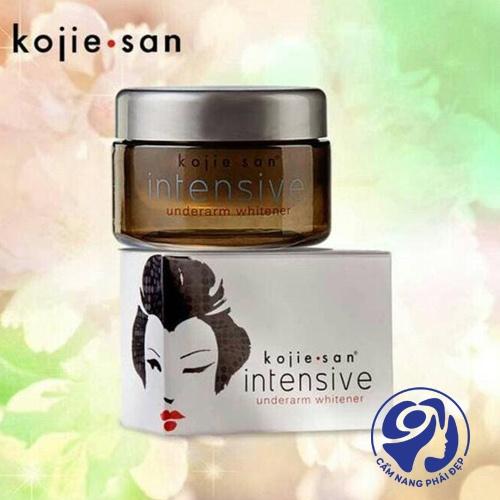 Kojiesan Intensive Under Arm