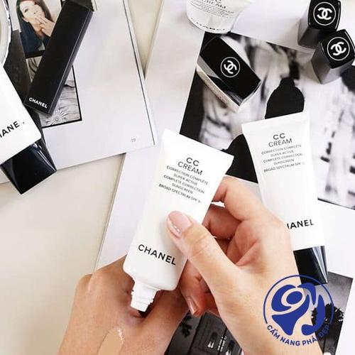 Chanel CC Cream Complete Correction SPF 30 PA/+++
