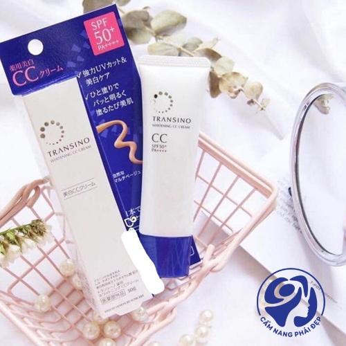 CC Cream Transino Whitening