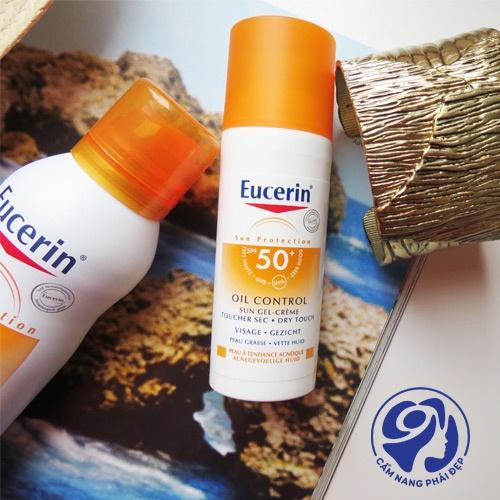 Eucerin Sun Face-Tinted CC Cream SPF50