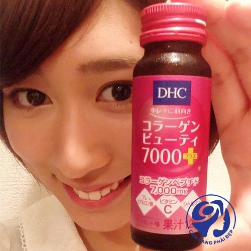 DHC Collagen Beauty 7000+