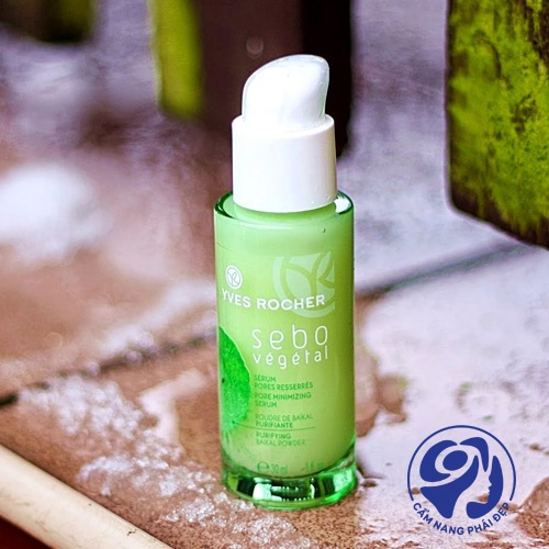 Yves Rocher Pore Minimizing Serum Sebo Vegetal