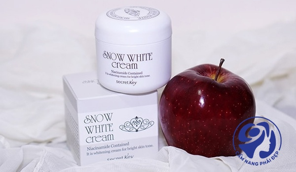Kem dưỡng trắng Snow White Cream có tốt không?