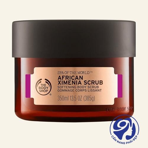 The Body Shop - Spa of the World™ African Ximenia Body Scrub