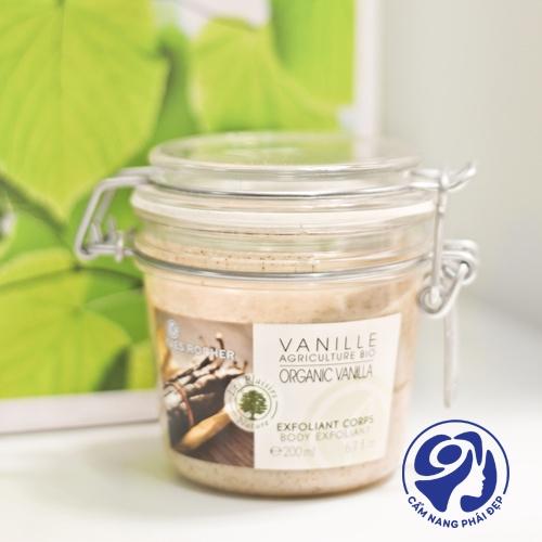 Yves Rocher – Organic Vanilla Body Exfoliant