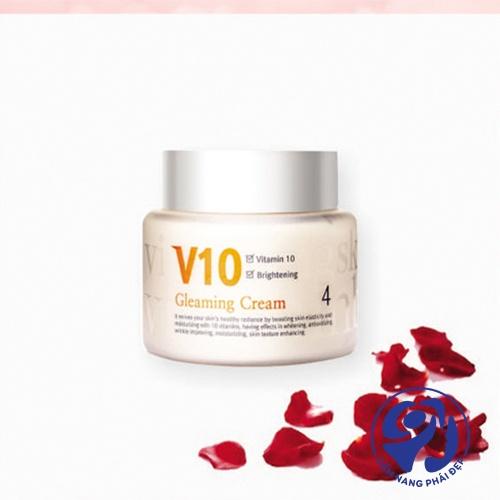 Cách dùng kem V10 như thế nào?