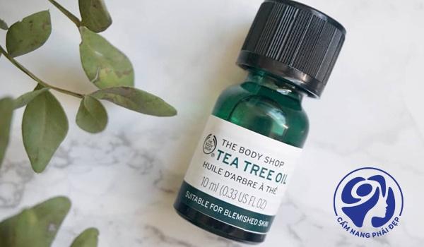 Tea Tree Oil có tốt không?