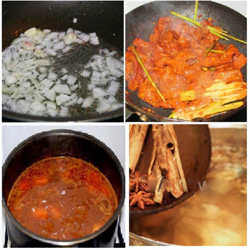 cách nấu bò kho ngon