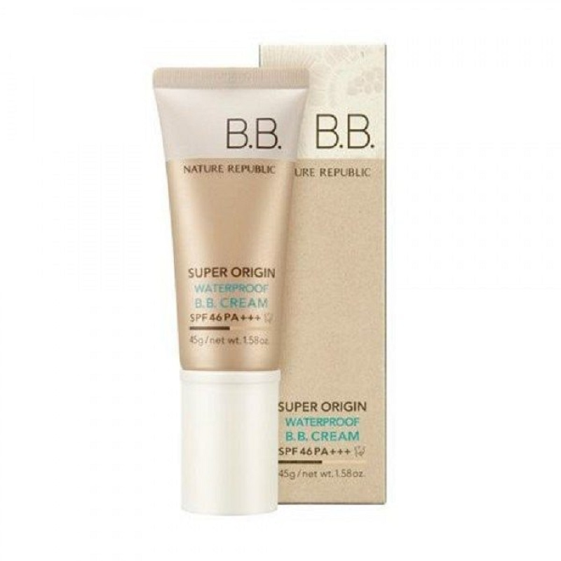 BB Cream Super Origin Collagen Waterproof