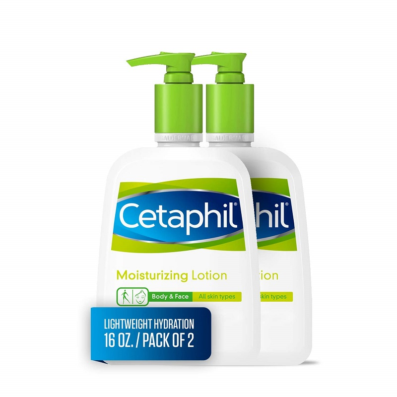 Cetaphil Moisturizing Lotion Body & Face