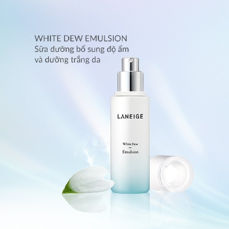 White Dew Emulsion