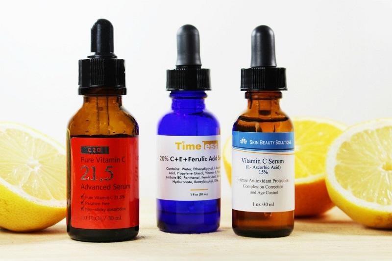 serum cho da dầu