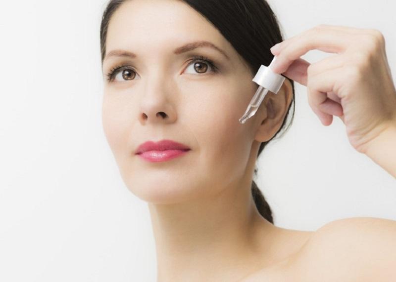 serum dùng thay kem dưỡng ẩm