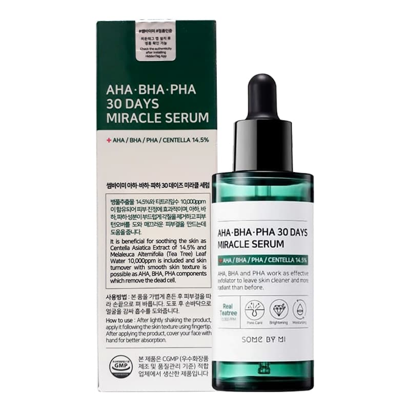 Serum AHA-BHA-PHA 30 Days Miracle