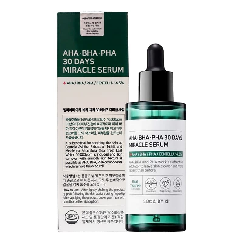 Serum Some By Mi AHA-BHA-PHA 30 Days Miracle