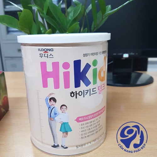 Sữa tăng chiều cao Hikid Socola