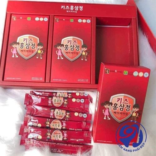 Hồng sâm sanga Hàn Quốc14