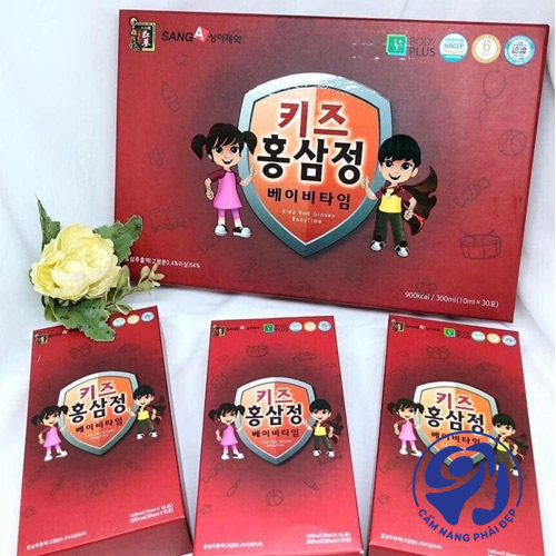 Hồng sâm sanga Hàn Quốc12