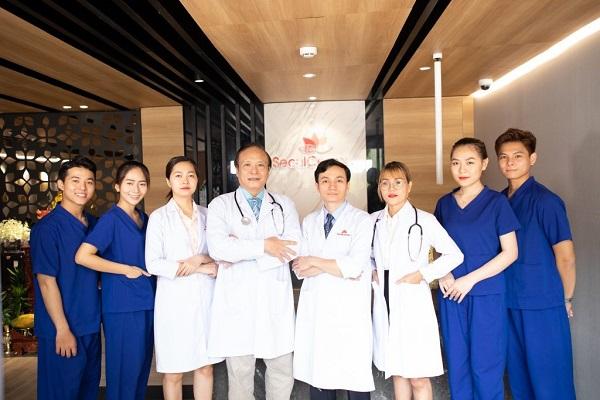 Đội ngũ bác sĩ tại Seoul Center có tay nghề và kinh nghiệm lão luyện