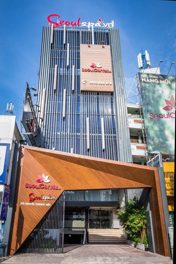 Seoul Center trực thuộc hệ thống SeoulSpa.Vn – Chuỗi spa làm đẹp hàng đầu Việt Nam