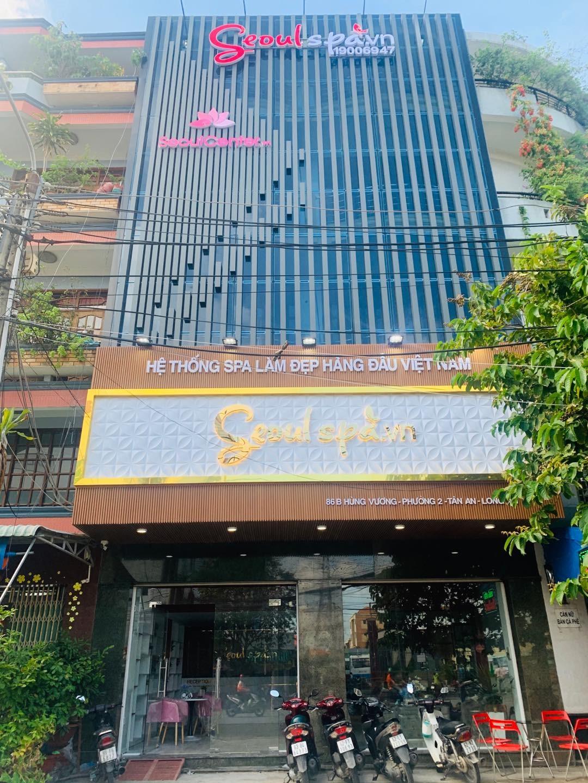 SeoulSpa với cơ sở vật chất sang trọng đem lại kết quả phun môi như ý