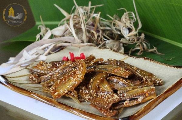 Địa chỉ mua hàng đặc sản đồ khô Phú Yên