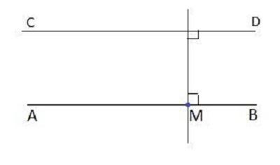 cách vẽ hai đường thẳng song song