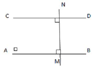 bài tập trong sách giáo khoa về đường thẳng song song