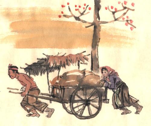 tìm hiểu và phân tích tình huống truyện vợ nhặt của kim lân